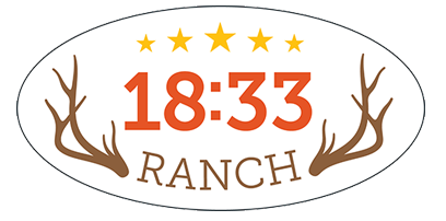 1833 Ranch Logo